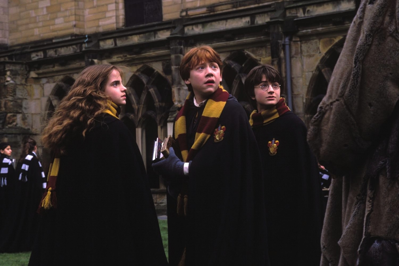 Harry potter et la chambre des secrets rupertgrintsource - Film harry potter et la chambre des secrets ...
