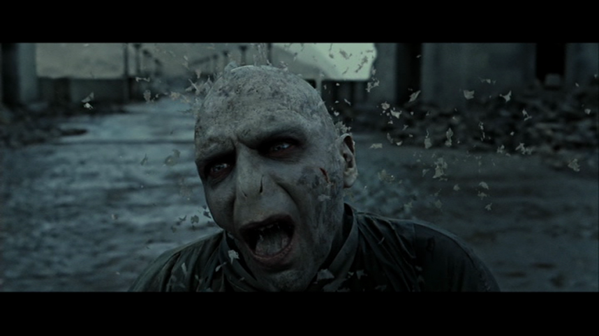 Harry potter et les reliques de la mort partie 2 - Cuisiner trompette de la mort ...